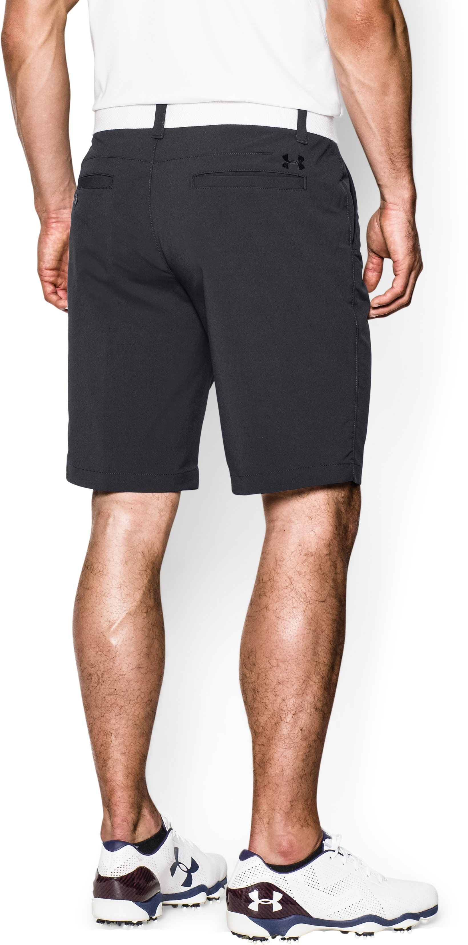 Men's UA Match Play Shorts, Black