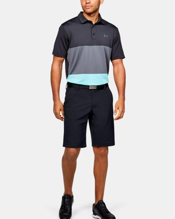 Men's UA Match Play Shorts, Black, pdpMainDesktop image number 1