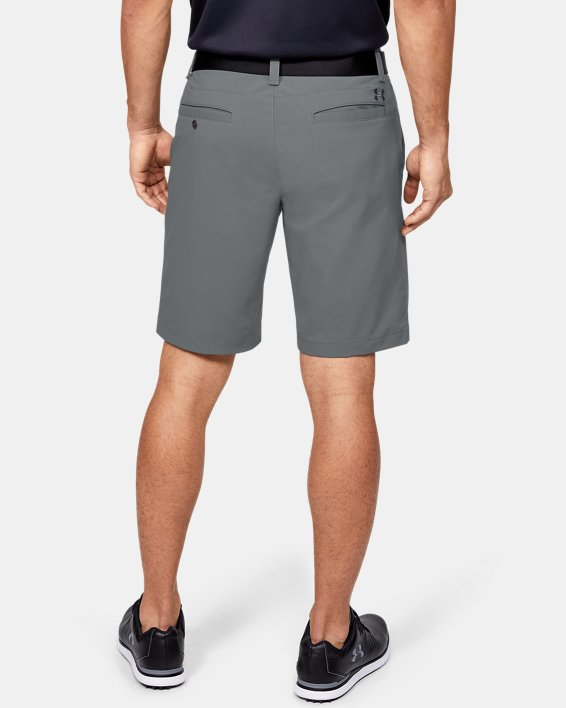 Men's UA Match Play Shorts, Gray, pdpMainDesktop image number 2