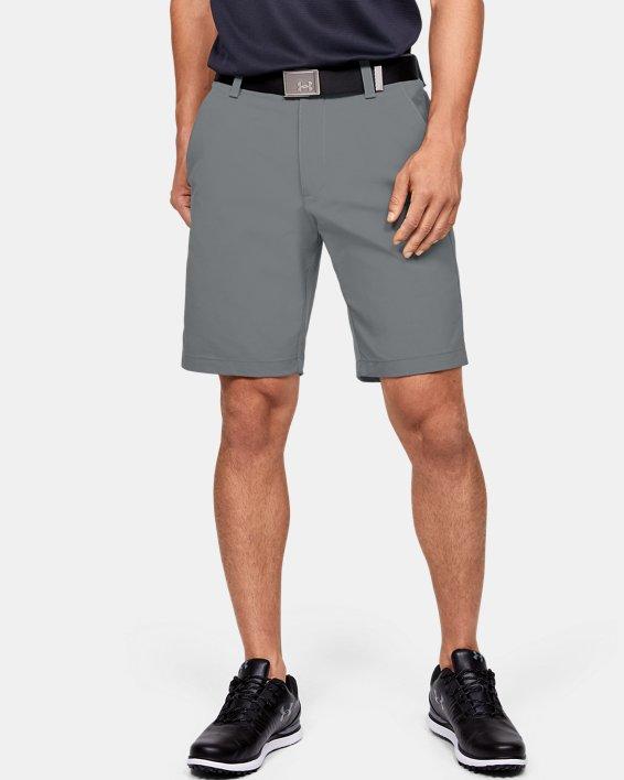 Men's UA Match Play Shorts, Gray, pdpMainDesktop image number 0