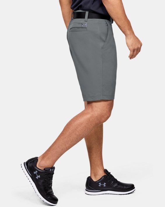 Men's UA Match Play Shorts, Gray, pdpMainDesktop image number 3