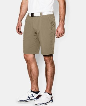 Best Seller  Men's UA Match Play Shorts LIMITED TIME: FREE SHIPPING 1 Color $56.99 to $74.99