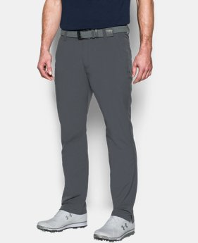 Best Seller  Men's UA Match Play Golf Pants — Tapered Leg  2 Colors $89.99