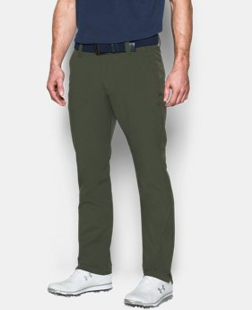 Men's UA Match Play Golf Pants — Tapered Leg  1 Color $47.99
