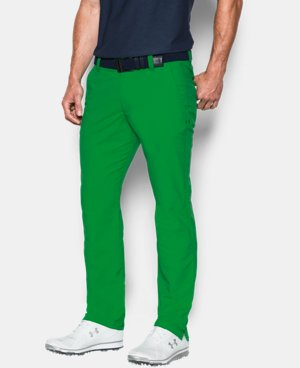 Men's UA Match Play Golf Pants – Tapered Leg LIMITED TIME: FREE U.S. SHIPPING 1 Color $59.99