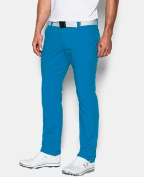 New Arrival  Men's UA Match Play Golf Pants – Tapered Leg LIMITED TIME: FREE SHIPPING 1 Color $89.99
