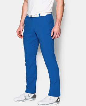 Men's UA Match Play Golf Pants – Tapered Leg  1 Color $50.99