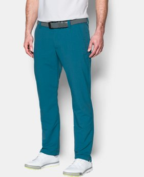 Best Seller Men's UA Match Play Golf Pants — Tapered Leg  1 Color $79.99