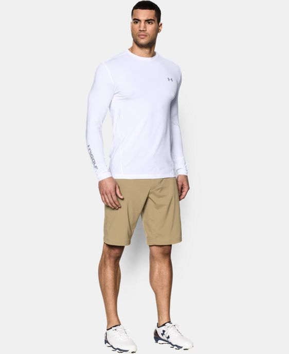 Men's UA Golflayer Long Sleeve  1 Color $44.99