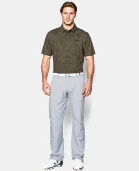 Men's UA Tips Camo Polo