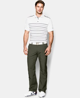 Men's UA Tips Stripe Polo LIMITED TIME: FREE U.S. SHIPPING 1 Color $74.99