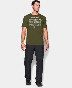 Men's UA WWP Barbed Wire T-Shirt