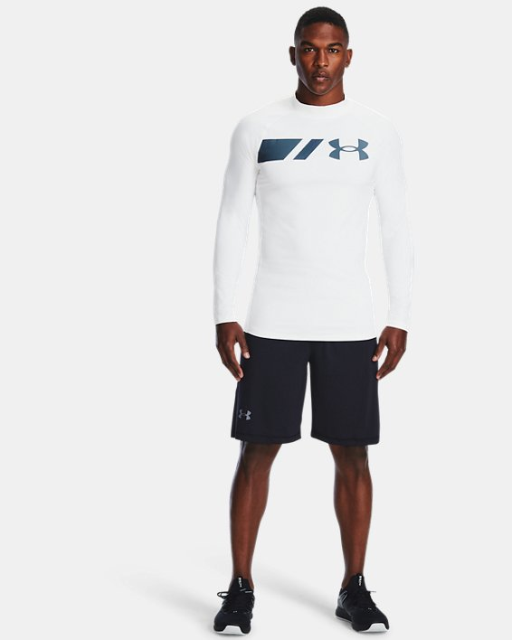 "Men's UA Raid 10"" Shorts, Black, pdpMainDesktop image number 3"