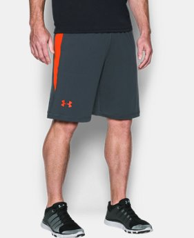 "Best Seller  Men's UA Raid 10"" Shorts   $34.99"