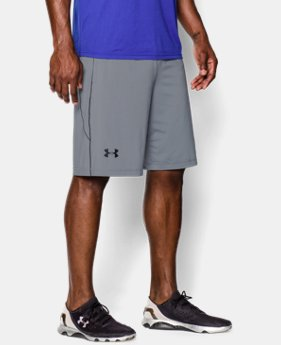 "Best Seller Men's UA Raid 10"" Shorts LIMITED TIME: FREE U.S. SHIPPING  $29.99"