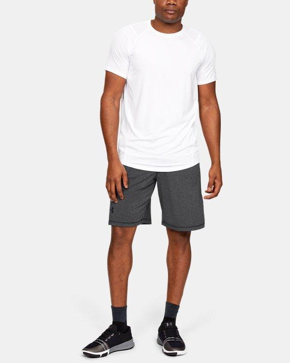 "Men's UA Raid 10"" Shorts, Gray, pdpMainDesktop image number 3"