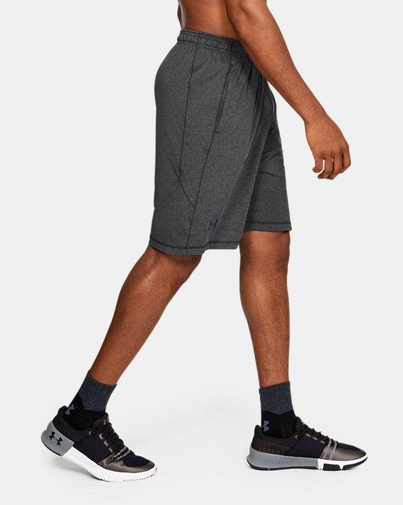 "Men's UA Raid 10"" Shorts, Gray, pdpMainDesktop image number 6"