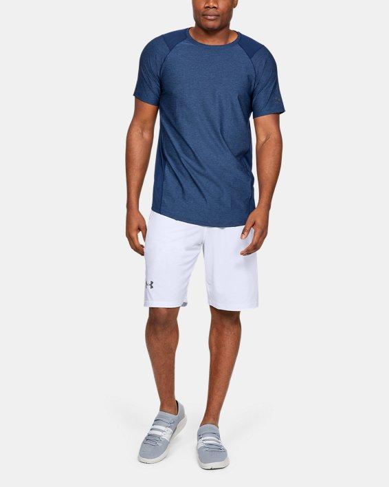 """Men's UA Raid 10"""" Shorts, White, pdpMainDesktop image number 3"""
