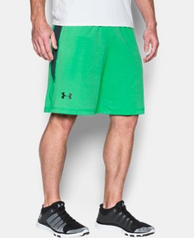 "Best Seller  Men's UA Raid 10"" Shorts LIMITED TIME: FREE SHIPPING 2 Colors $26.99 to $34.99"