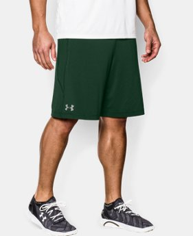 "Best Seller  Men's UA Raid 10"" Shorts LIMITED TIME: FREE SHIPPING 1 Color $34.99"