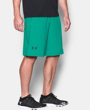 "Men's UA Raid 10"" Shorts  4 Colors $15.74 to $20.24"