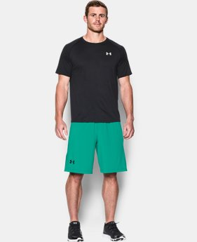 "Men's UA Raid 10"" Shorts  4 Colors $17.99 to $22.99"