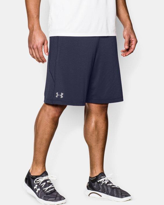 "Men's UA Raid 10"" Shorts, Navy, pdpMainDesktop image number 4"