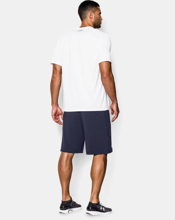 "Men's UA Raid 10"" Shorts, Navy, pdpMainDesktop image number 1"