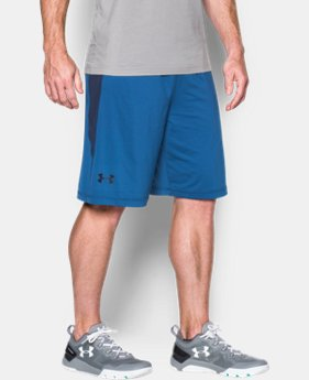 "Men's UA Raid 10"" Shorts LIMITED TIME: FREE SHIPPING 9 Colors $34.99"