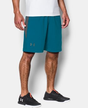"Best Seller  Men's UA Raid 10"" Shorts  1 Color $26.24 to $26.99"