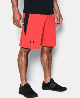 "Best Seller  Men's UA Raid 10"" Shorts LIMITED TIME OFFER 3 Colors $24.49"