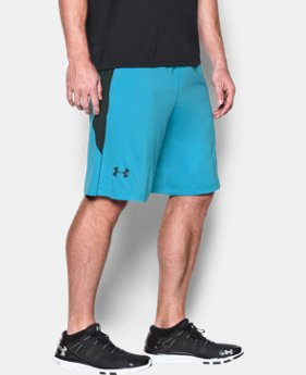 "Best Seller Men's UA Raid 10"" Shorts  3 Colors $20.99 to $22.49"