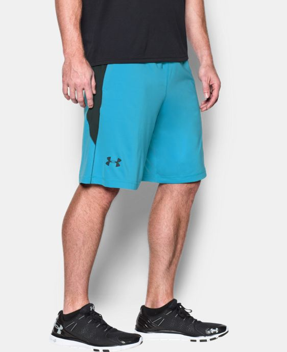 "Men's UA Raid 10"" Shorts LIMITED TIME: FREE SHIPPING 1 Color $26.99"