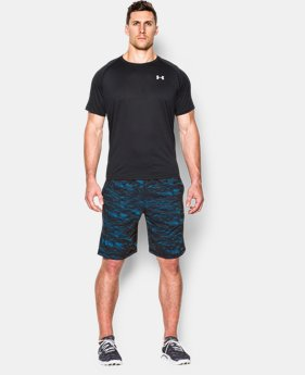 "Men's UA Raid Printed 10"" Shorts  1 Color $20.99 to $26.99"