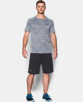 "Men's UA Raid Printed 10"" Shorts LIMITED TIME: FREE SHIPPING 4 Colors $39.99"