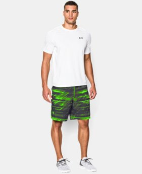 "Men's UA Raid Printed 10"" Shorts"