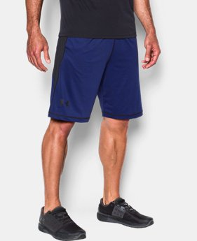 "Best Seller Men's UA Raid Printed 10"" Shorts LIMITED TIME OFFER 4 Colors $24.49"