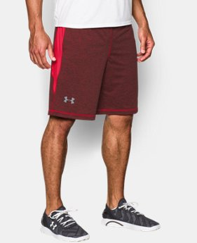 "Best Seller Men's UA Raid Printed 10"" Shorts LIMITED TIME OFFER 3 Colors $24.49"