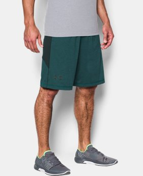 "Best Seller Men's UA Raid Printed 10"" Shorts LIMITED TIME OFFER 2 Colors $24.49"