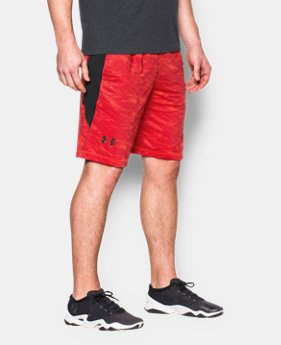 "Men's UA Raid Printed 10"" Shorts LIMITED TIME: FREE U.S. SHIPPING 3 Colors $15.74 to $34.99"