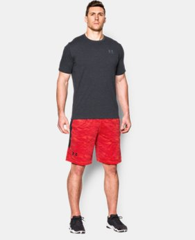 "Men's UA Raid Printed 10"" Shorts  7 Colors $20.99 to $26.99"