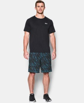 "Men's UA Raid Printed 10"" Shorts   $20.99 to $26.99"