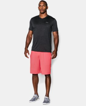 Men's UA Tech™ V-Neck T-Shirt  1 Color $18.74