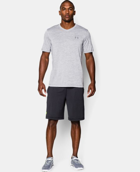 Men's UA Tech™ V-Neck T-Shirt LIMITED TIME OFFER + FREE U.S. SHIPPING 11 Colors $18.74