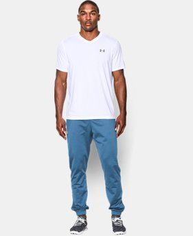 Men's UA Tech™ V-Neck T-Shirt  1 Color $22.49