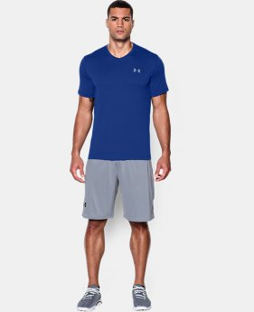 Men's UA Tech™ V-Neck T-Shirt LIMITED TIME: FREE SHIPPING 1 Color $22.99 to $29.99