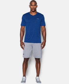 Best Seller Men's UA Tech™ V-Neck T-Shirt LIMITED TIME: FREE SHIPPING 1 Color $24.99
