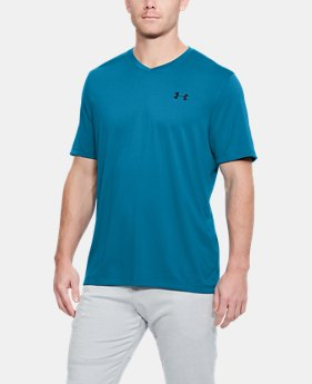 Best Seller Men's UA Tech™ V-Neck T-Shirt  1  Color Available $24.99