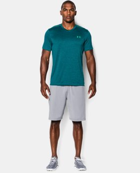 Best Seller Men's UA Tech™ V-Neck T-Shirt LIMITED TIME: FREE U.S. SHIPPING 3 Colors $18.99 to $24.99