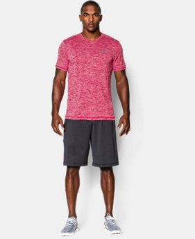 Men's UA Tech™ V-Neck T-Shirt  2 Colors $18.74